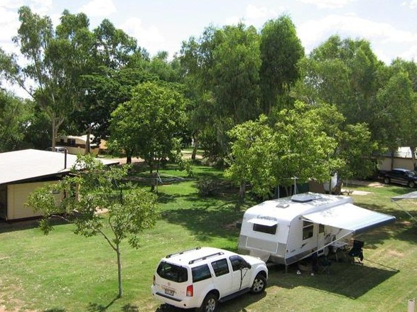 BAILEY BAR CARAVAN PARK - Accommodation Mt Buller