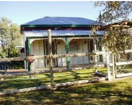 Cunnamulla Cottage Accommodation