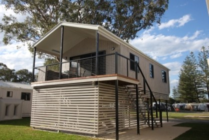Gold Coast Tourist Parks Tallebudgera Creek - Accommodation Mt Buller