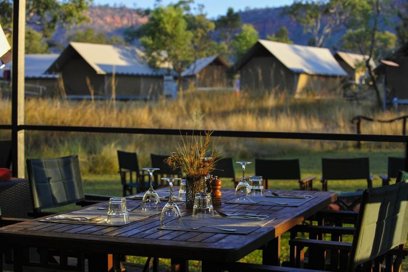Bell Gorge Wilderness Lodge - Accommodation Mt Buller