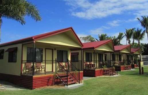 Big 4 Capricorn Palms Holiday Village - Accommodation Mt Buller