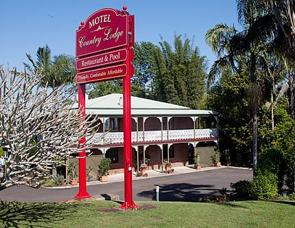 Country Lodge Motel - Accommodation Mt Buller