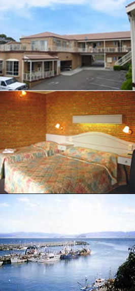 Twofold Bay Motor Inn - Accommodation Mt Buller