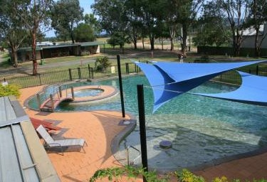 Valley Vineyard Tourist Park - Accommodation Mt Buller