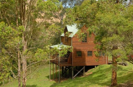 Hookes Creek Forest Retreat - Accommodation Mt Buller