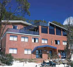 Viking Alpine Lodge - Accommodation Mt Buller
