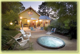 Jacaranda Cottage - Accommodation Mt Buller