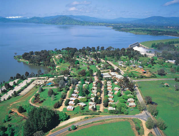 Lake Hume Resort - Accommodation Mt Buller