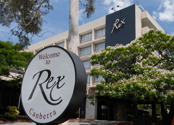 Canberra Rex Hotel - Accommodation Mt Buller