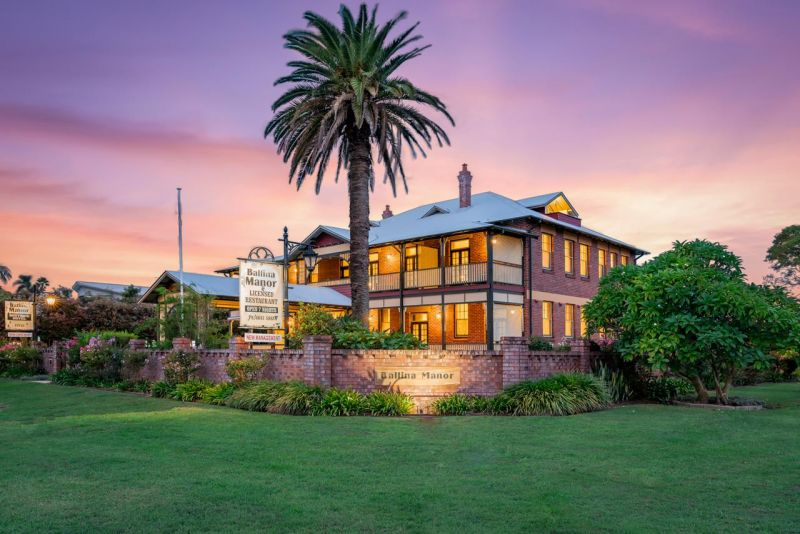 Ballina Manor Boutique Hotel  - Accommodation Mt Buller