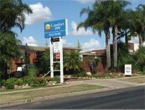 Comfort Inn Hallmark At Tamworth - Accommodation Mt Buller