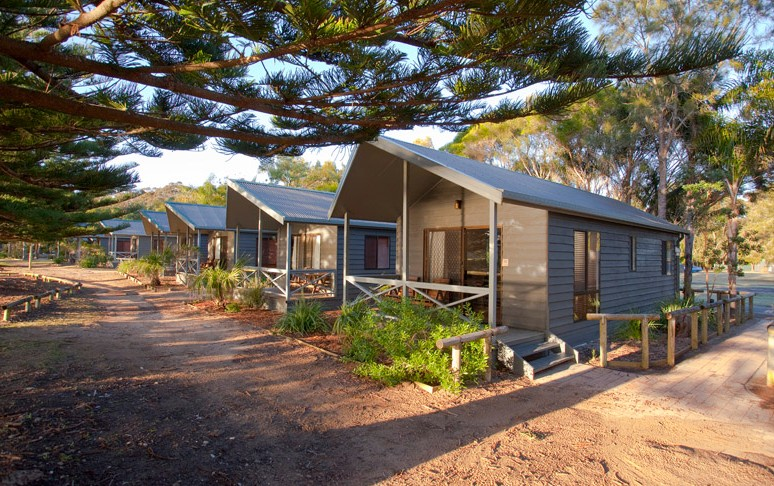 Murramarang Ecotourism Resort Eco Point - Accommodation Mt Buller