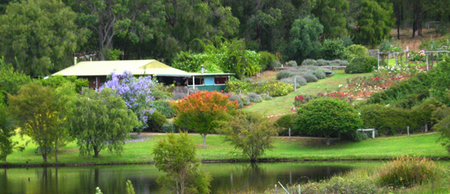 Lavender and Berry Farm - Accommodation Mt Buller
