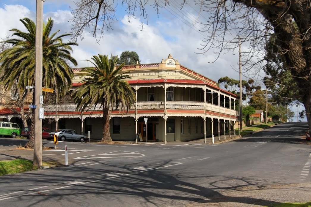 The Midland Hotel Castlemaine - Accommodation Mt Buller