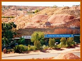 Comfort Inn Coober Pedy Experience Motel - Accommodation Mt Buller