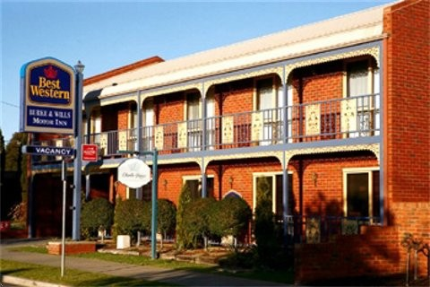 Best Western Burke amp Wills Motor Inn - Accommodation Mt Buller