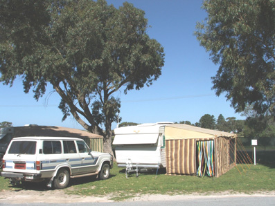 Waterloo Bay Tourist Park - Accommodation Mt Buller