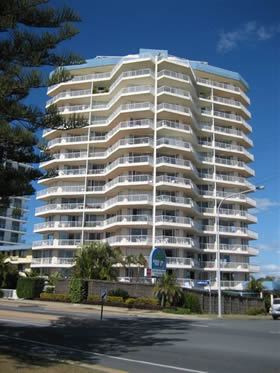 Meridian Tower - Accommodation Mt Buller