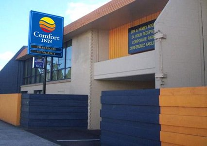 Comfort Inn Traralgon - Accommodation Mt Buller