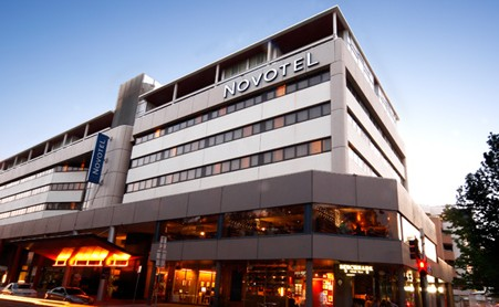 Novotel Canberra - Accommodation Mt Buller