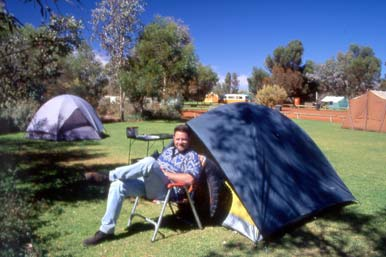 Voyages Ayers Rock Camp Ground - Accommodation Mt Buller