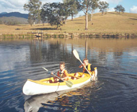 Parrabel Park Farm Stay - Accommodation Mt Buller
