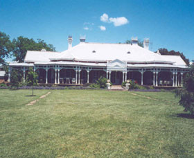 Coombing Park Homestead - Accommodation Mt Buller