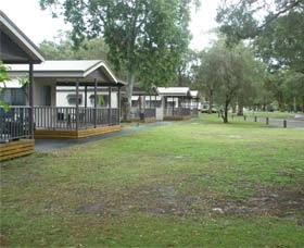 Beachfront Caravan Park - Accommodation Mt Buller