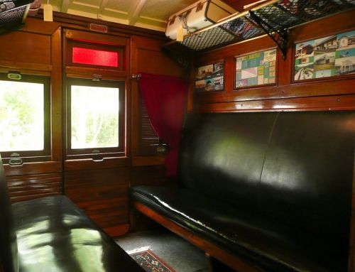 Mt Nebo Railway Carriage amp Chalet - Accommodation Mt Buller