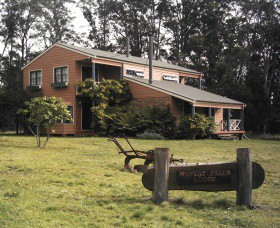 Moffat Falls Lodge And Cottages - Accommodation Mt Buller