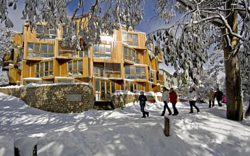 Huski Luxury Apartments - Accommodation Mt Buller