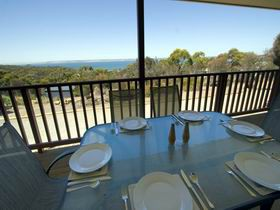American River Water View Cottage - Accommodation Mt Buller