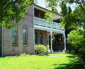 Old Rectory Bed And Breakfast Guesthouse - Sydney Airport - Accommodation Mt Buller