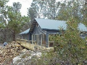 Blue Lake Lodge accommodation