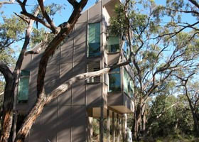 Aquila Eco Lodges - Accommodation Mt Buller