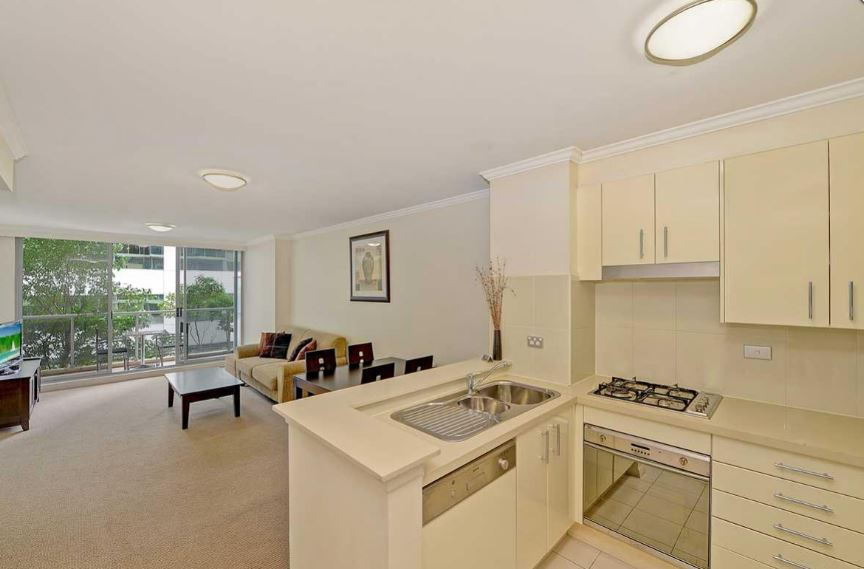 Astra Apartments Chatswood - Accommodation Mt Buller