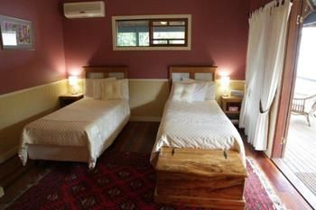 Eumundi Gridley Homestead BampB - Accommodation Mt Buller