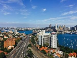 Meriton Serviced Apartments North Sydney - Accommodation Mt Buller