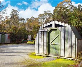 Discovery Holiday Parks Cradle Mountain Cosy Cabins - Accommodation Mt Buller