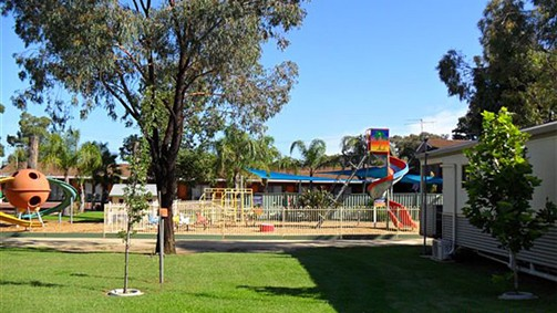 Nathalia Motel and Holiday Park - Accommodation Mt Buller