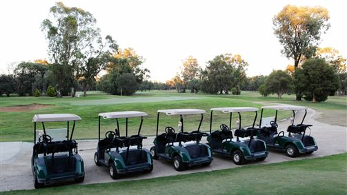 Deniliquin Golf Leisure Resort - Accommodation Mt Buller