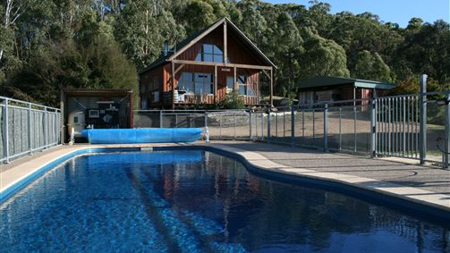 Karoonda Olive Grove Retreat at Mt Buffalo Olives - Accommodation Mt Buller