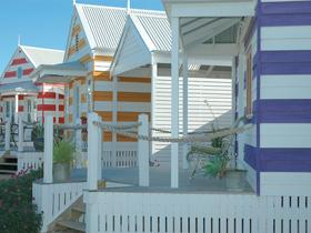 Beach Huts Middleton