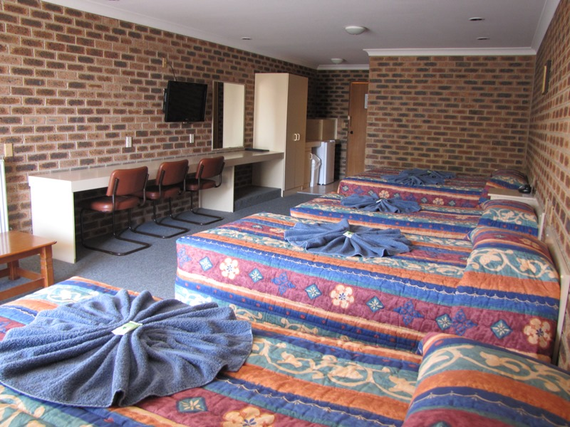 Big Trout Motor Inn - Accommodation Mt Buller