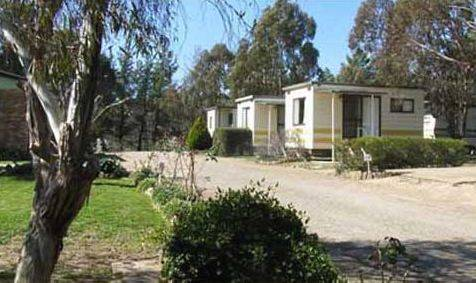 Bushlands Tourist Park - Accommodation Mt Buller