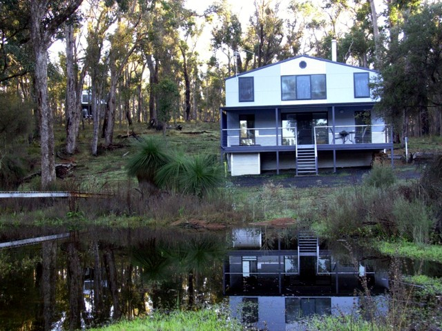 Hidden Grove Retreat - Accommodation Mt Buller