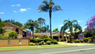 Jacaranda Place Motor Inn - Accommodation Mt Buller