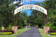 Landsborough Pines Caravan Park