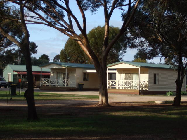 Laura Community Caravan Park - Accommodation Mt Buller