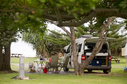North Coast Holiday Parks Corindi Beach